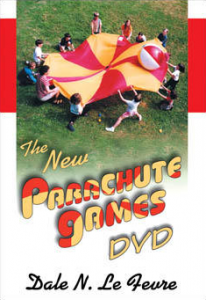 The New Parachute Games DVD