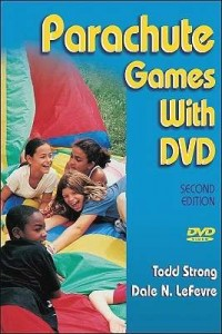 Parachute Games with DVD (2nd Edition)