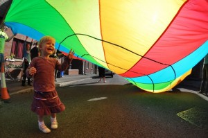 Parachute Games: Fun for Everyone